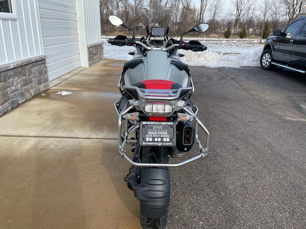 2020 Bmw R 1250 Gs Adventure Ice Grey For Sale In City State 24040 Rumbleon
